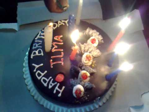 ILMA BIRTHDAY