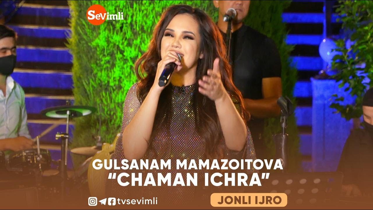 GULSANAM MAMAZOITOVA - '' CHAMAN ICHRA''