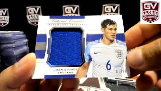 2018 Panini National Treasures Soccer Hobby 4 Box Case Pick Your Team #50