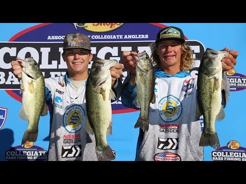 2019 AFTCO Collegiate Bass Open Pt. 2