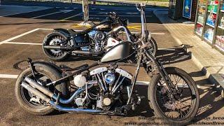 Harley-Davidson Breakout Autumn Rideout 14.10.17 (Sörenberg)