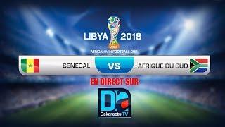 [REPLAY 1] Coupe d'afrique de mini-Foot à Tripoli : Revivez le match Sénégal -Afrique du Sud