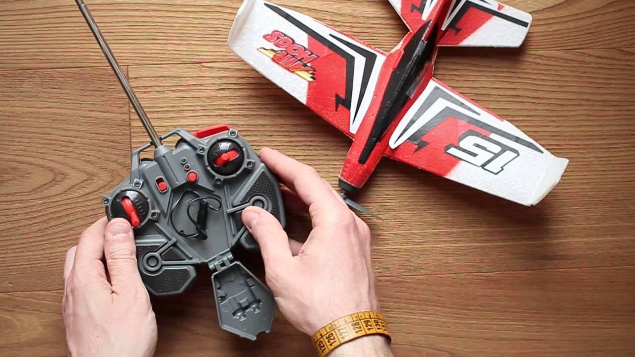 Elicottero Immagini Per Bambini : Aereo telecomandato per bambini sky stunt youtube