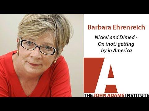Barbara Ehrenreich - Nickel and Dimed