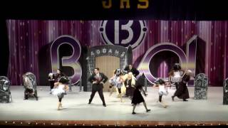 The Addams Family Competition Dance