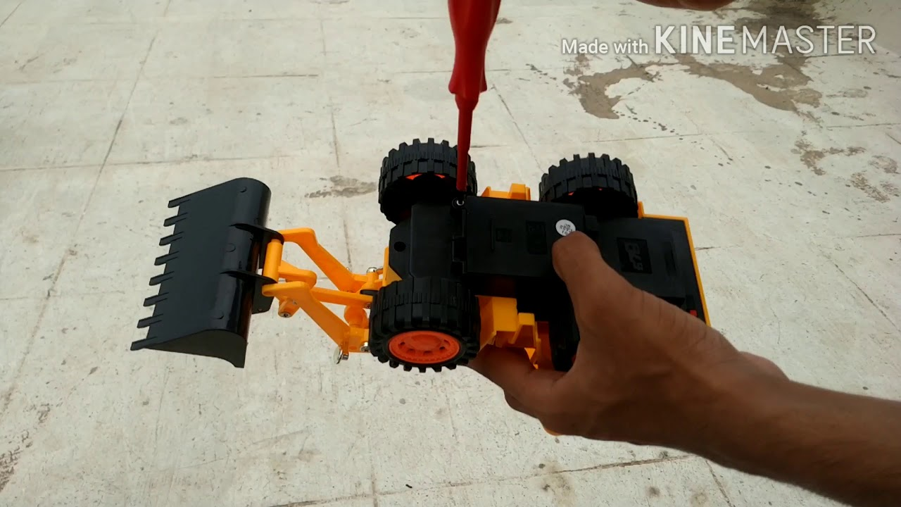 Download Unboxing | latest R/C JCB | With full hydraulics control