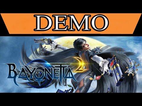 [Demo] Bayonetta 2 - Wii U