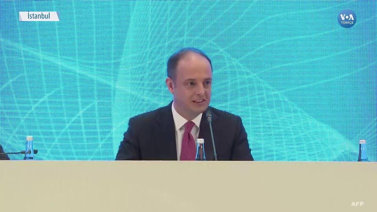 Merkez Bankası Başkanı Çetinkaya'dan Basın Toplantısı