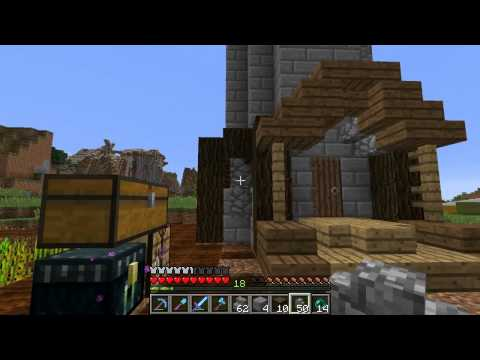 Etho Plays Minecraft - Episode 366: My First Windmill