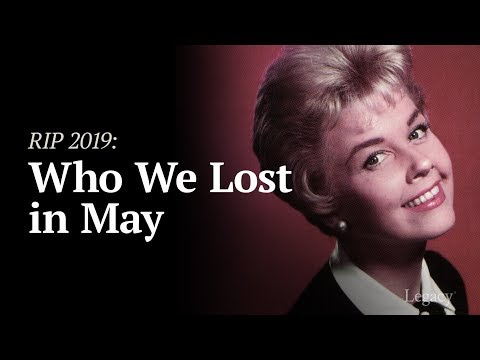 Legacy: R.I.P. Celebrities Who Died In May 2019