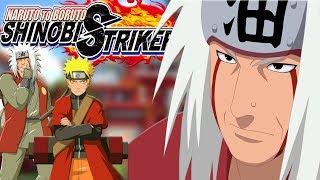Jiraiya + New Red & White Event! Naruto to Boruto: Shinobi Striker