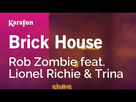 Karaoke Brick House - Rob Zombie *