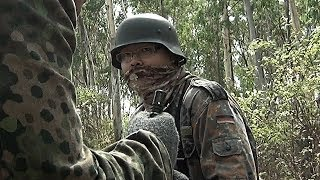 A short story about a german ss squad , Meant to meet up with the s...
