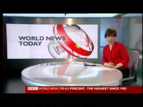 Obama in Europe Meets the People 5 of 5 - BBC World News Report