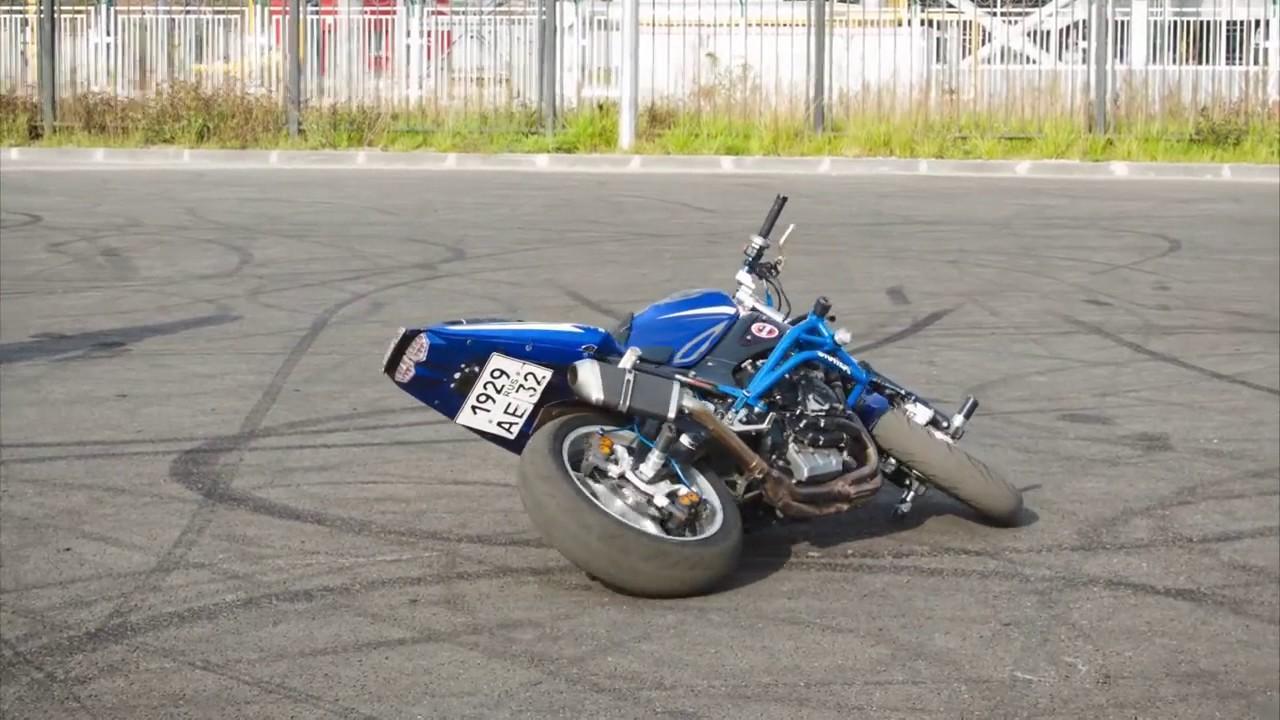 Z125 Stunt Cage