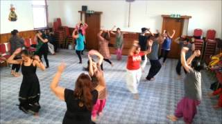 learn garba workshops classes in india and london