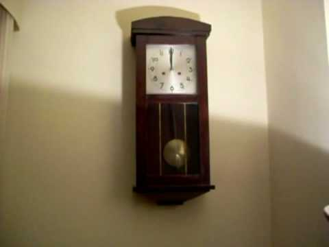 Orologio a pendolo - YouTube