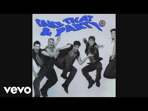 Take That - Never Want To Let You Go (New Studio Mix) [Audio]