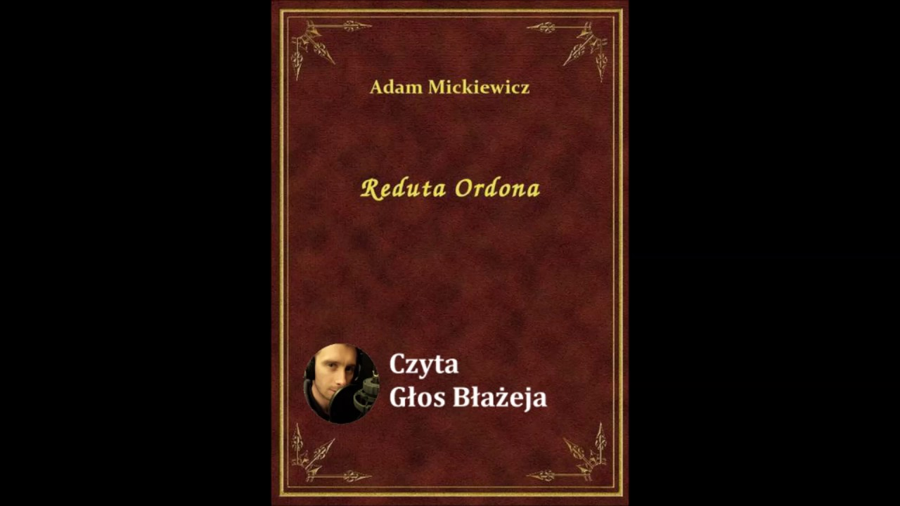 A Mickiewicz Reduta Ordona Opowiadanie Adiutanta