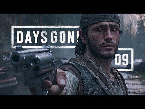 Days Gone (PL) #9 - Stary Znajomy (Gameplay PL / Zagrajmy W)