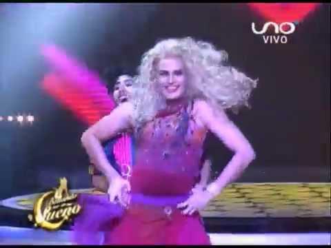 Así fue las sorprendente imitación que hizo Jeison de Shakira #Invertido