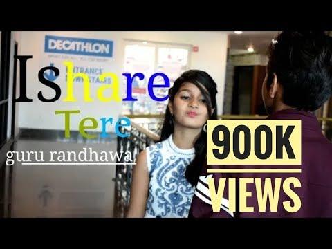 ISHARE TERE SONG   Guru randhawa   choreography by vinay sharma