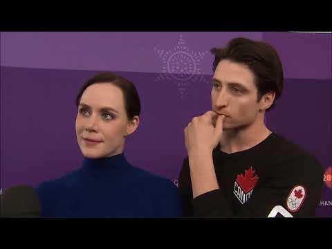 Tessa and Scott Interview (Flag Bearers)