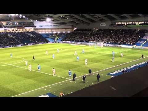 Brighton & Hove Albion V Leeds