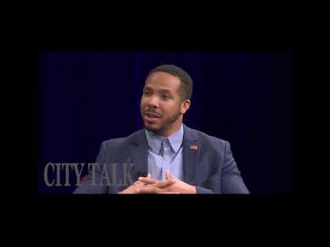 City Talk with 20th Ward Committeeman Bailey