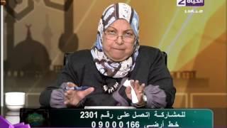 بالفيديو.. سعاد صالح: القرآن أوصى على الأبناء في «موضعين» فقط