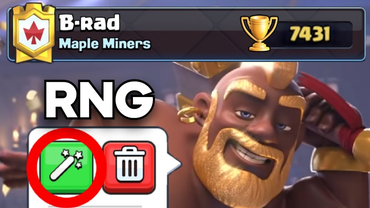 The way Clash Royale was intended to be played