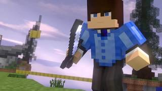 Minecraft Animation Fly Away Monody The Calling