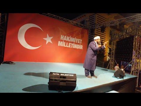 Abdulmetin Balkanlıoğlu Hocadan Tüyleri Diken Diken Eden Darbe Sohbeti