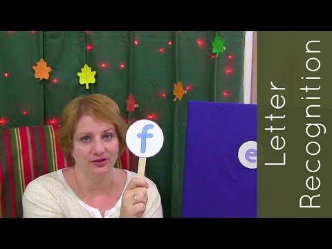 Letter Recognition Circle Time Activity For Preschool and Kindergarten