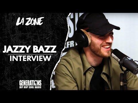 Youtube: JAZZY BAZZ – INTERVIEW«NUIT» (Live des studios de Générations)