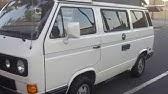 Subaru 2 2 liter swap Vanagon Syncro Westy conversion - YouTube