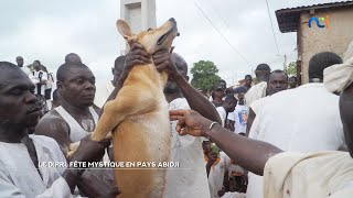 NCI REPORTAGES | Le DIPRI, fête mystique en pays Abidji