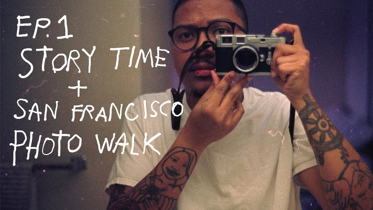 Download EP.1 STORY TIME // TAKING PICTURES AROUND SAN FRANCISCO (Eng subbed)