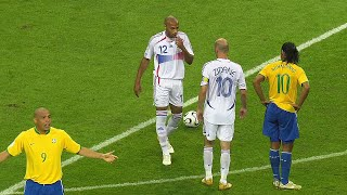 The Day Ronaldo Ronaldinho Zidane Henry Met For The First Time MP3