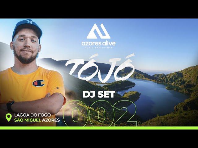 TÓJÓ @ Lagoa do Fogo, São Miguel - Azores / AZORES ALIVE 002 DJ SET