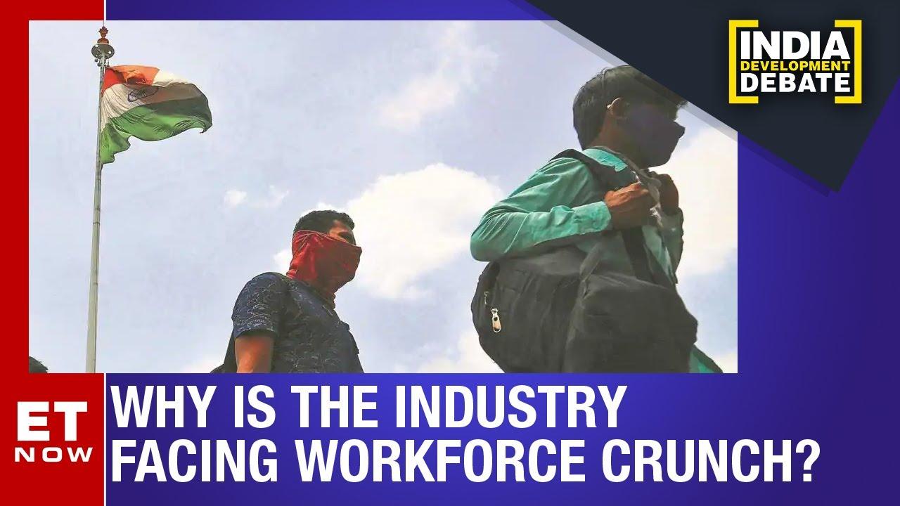 Download Deep dive: Key sectors facing labour shortage | India Development Debate