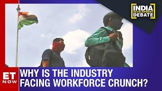 Deep dive: Key sectors facing labour shortage | India Development Debate