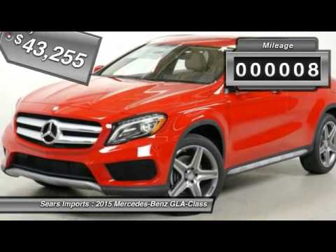 2015 mercedes benz gla class gla250 minnetonka minneapolis for Mercedes benz bloomington mn