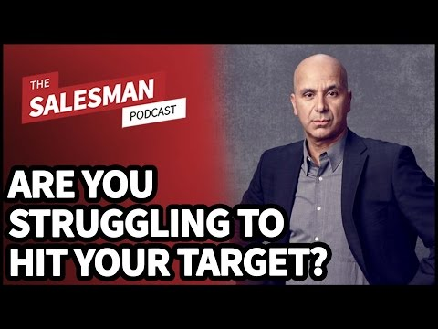 Are You Struggling To Hit Your Sales Target? With Victor Antonio