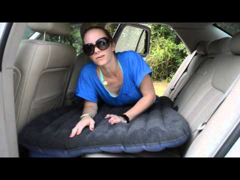 Arrela's easy to use & to install SpeedSmart Car Air Mattress Review