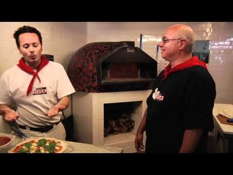 Tony's Award-Winning Pizza Margherita