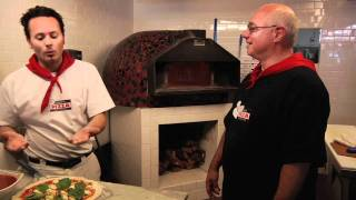 Tony's Pizza Margherita.mov
