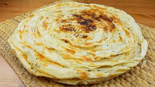 طريقة عمل خبز الرشوش اليمني | Yemeni Black Seed Bread