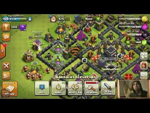 Clash of Clans how to hide Dark/Elixir from Raiders