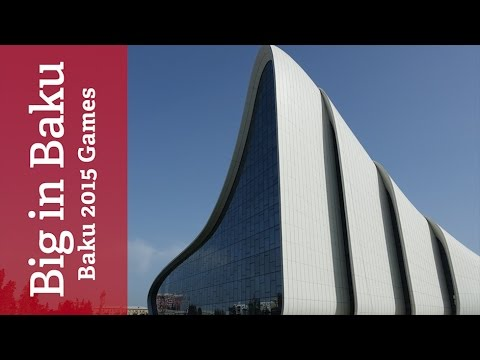 Heydar Aliyev Centre | Big In Baku
